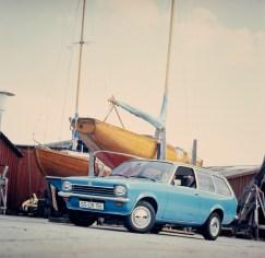 Der Letzte mit Heckantrieb: Opel Kadett C Caravan (1973–1979