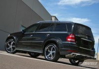 "2009 Mercedes-Benz GLS/GL-Class with 24"" GFG Forged Malibu ..."