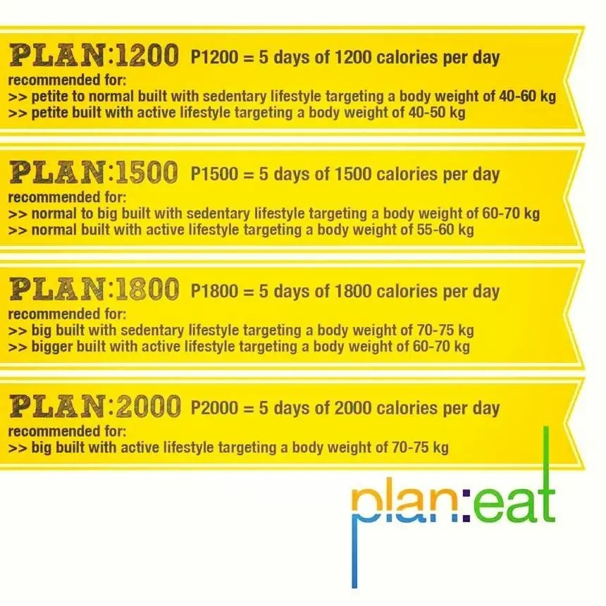 PlanEat Program \u2013 LOSE WEIGHT Without Depriving Yourself of Good