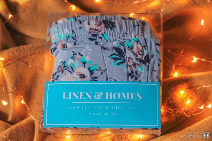 Linen Homes Sleepwear Is Made Of Bamboo When In Manila