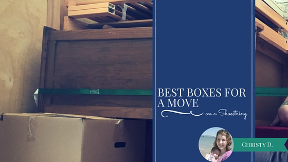 Best Boxes for a Move