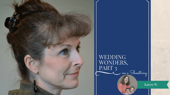 Wedding Wonders, part 3