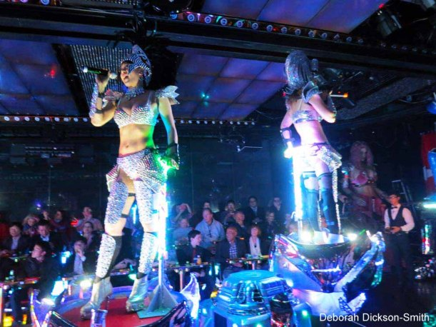 The Robot Restaurant floorshow.