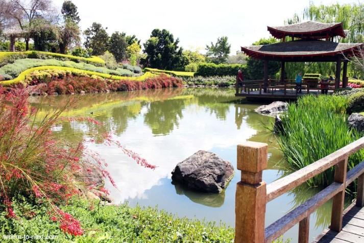 Hunter Valley Gardens Pagoda