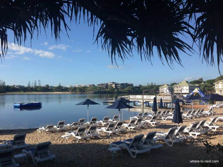 Novotel Twin Waters Resort, Sunshine Coast Queensland