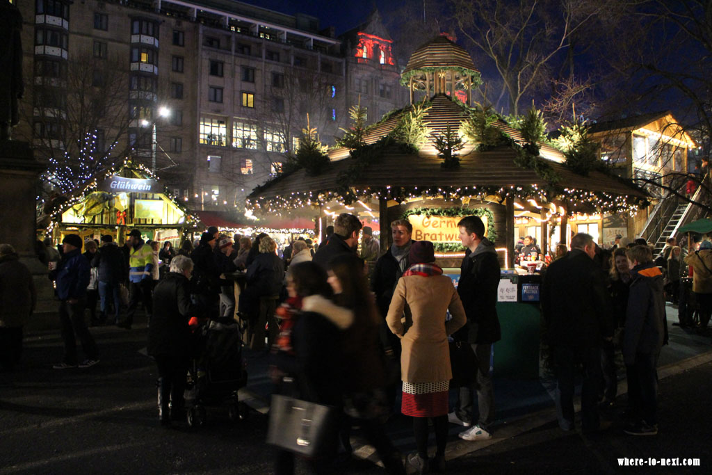 7421 Edinburgh Christmas Market