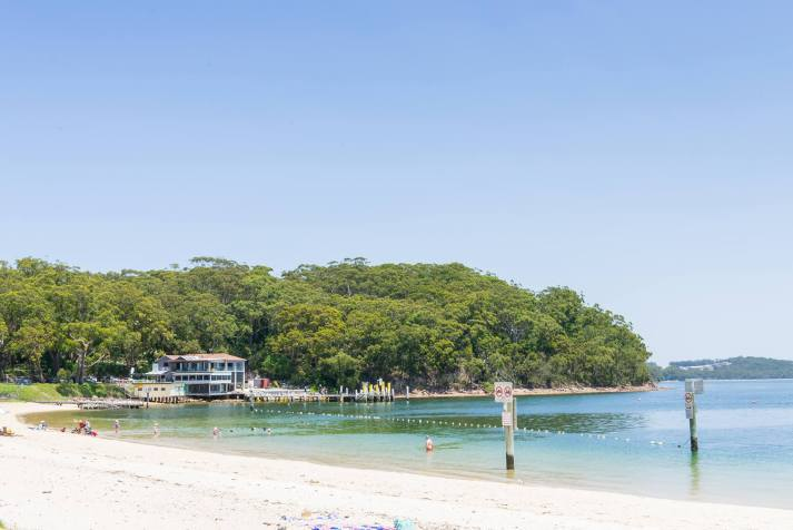 Port Stephens Little Beach Boathouse