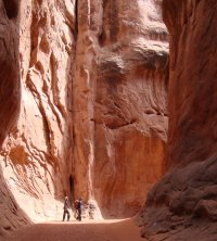 Fiery Furnace Spaces - Where are Sue & Mike?
