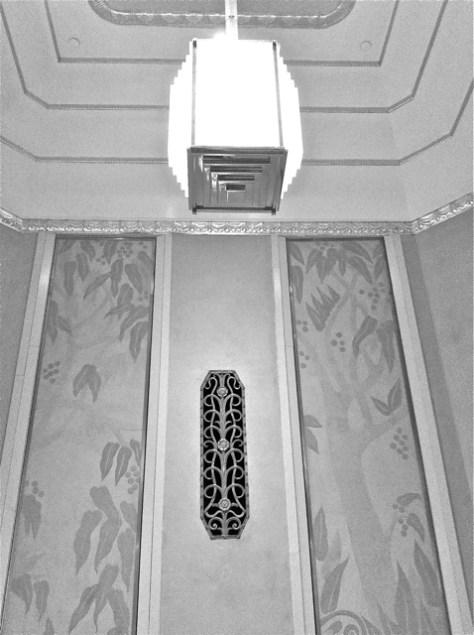 Waldorf Astoria Seating Area, Photo Romi Cortier
