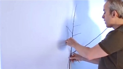 Surrealist Mural, Creating the composition