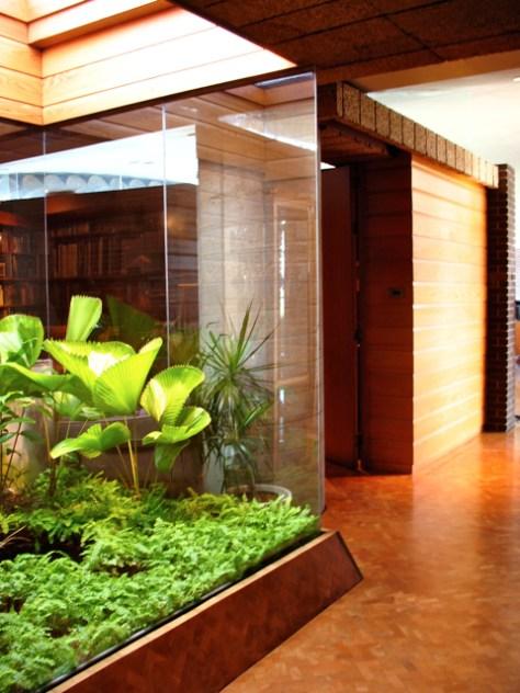 John Lautner's Silvertop, Interior Atrium, Photo Romi Cortier