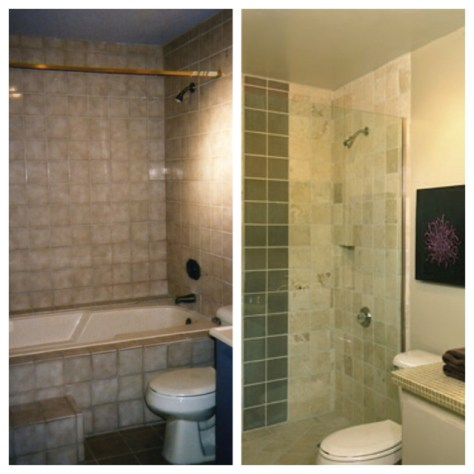 Master Bathroom Remodel at 930 S. Paseo Dorotea, Palm Springs, Photo Romi Cortier
