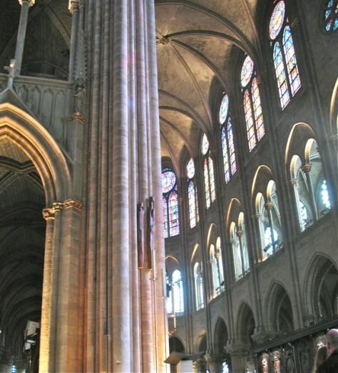 Notre Dame, Paris, Photo Romi Cortier