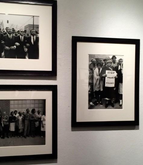 Photographer Steve Schapiro, Fahey/Klein Gallery, March to Freedom Exhibit