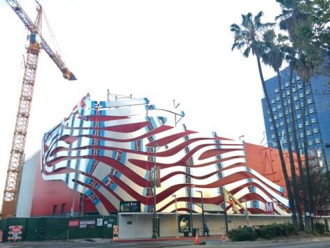 Petersen Automotive Museum, Los Angeles, Photo Romi Cortier