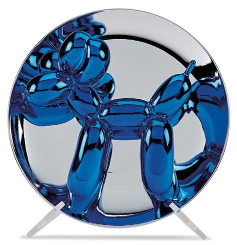 Lot 231, Jeff Koons, Ballon Dog (Blue), $15,000 - $20,000, Image Courtesy LAMA
