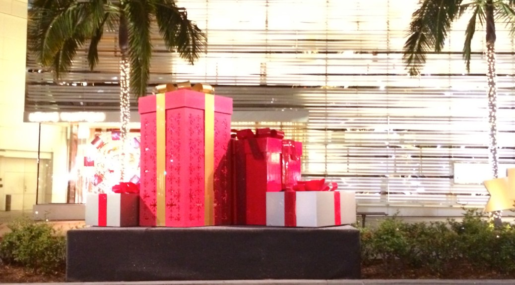 Rodeo Drive, Beverly Hills, Holiday, Holiday 2015, Photo Romi Cortier