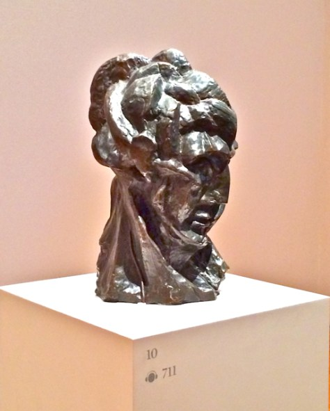 Picasso Sculpture, MOMA, NYC, Photo Romi Cortier
