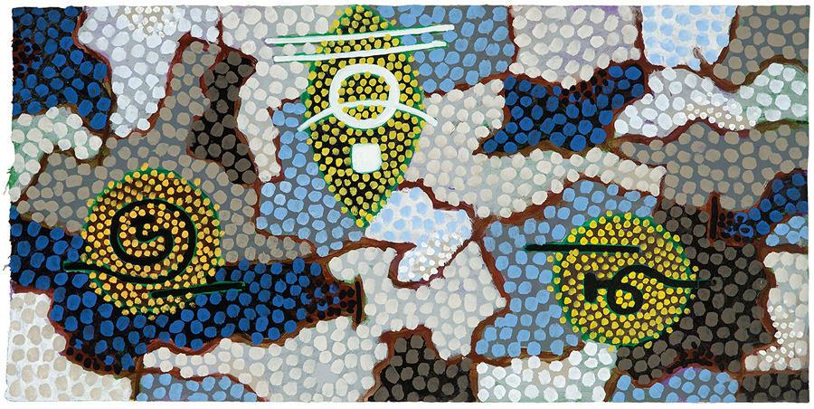 Lot 154, In Vironment, Gordon Onslow Ford, Los Angeles Modern Auctions, May 22, 2016, Estimate: $20,000 - $30,000