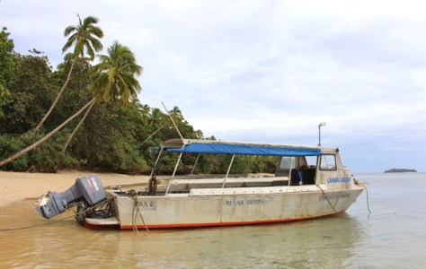 Lawaki Delight, Beqa Island, Fiji, Photo Romi Cortier