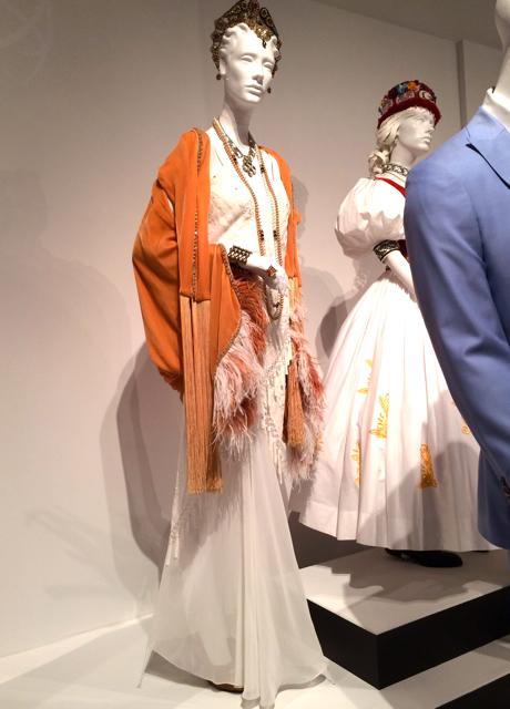 FIDM Museum, Jane the Virgin, Photo Romi Cortier