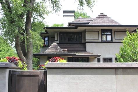 Hills-DeCaro House, Oak Park, Illinois, Photo Romi Cortier