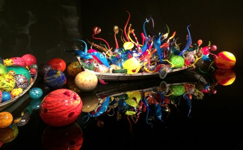 Chihuly Garden and Glass Museum, Seattle, Wa, Photo Romi Cortier