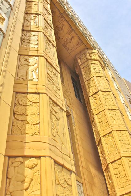 Laramie State Bank Building, Chicago, Ill, Photo Romi Cortier