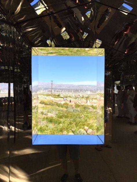 MIRAGE by Doug Aitken, Palm Springs, Ca. Photo Romi Cortier
