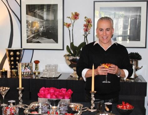 Halloween Table Ensemble, DIY, Romi Cortier, Photo Recio Young