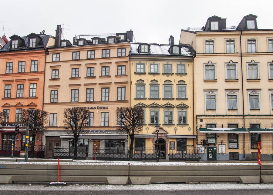 Stockholm Accommodation