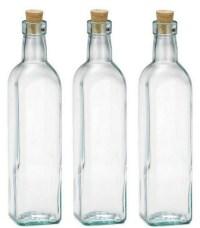 Empty Glass Bottles With Corks  WhereIBuyIt.com