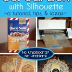 How To Cut A Cereal Box With Silhouette (A Tutorial, Tips, & Ideas)
