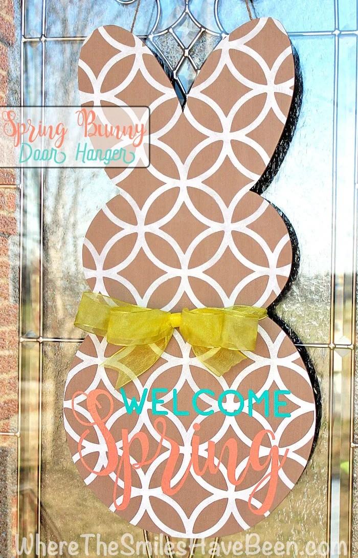 spring door hangers
