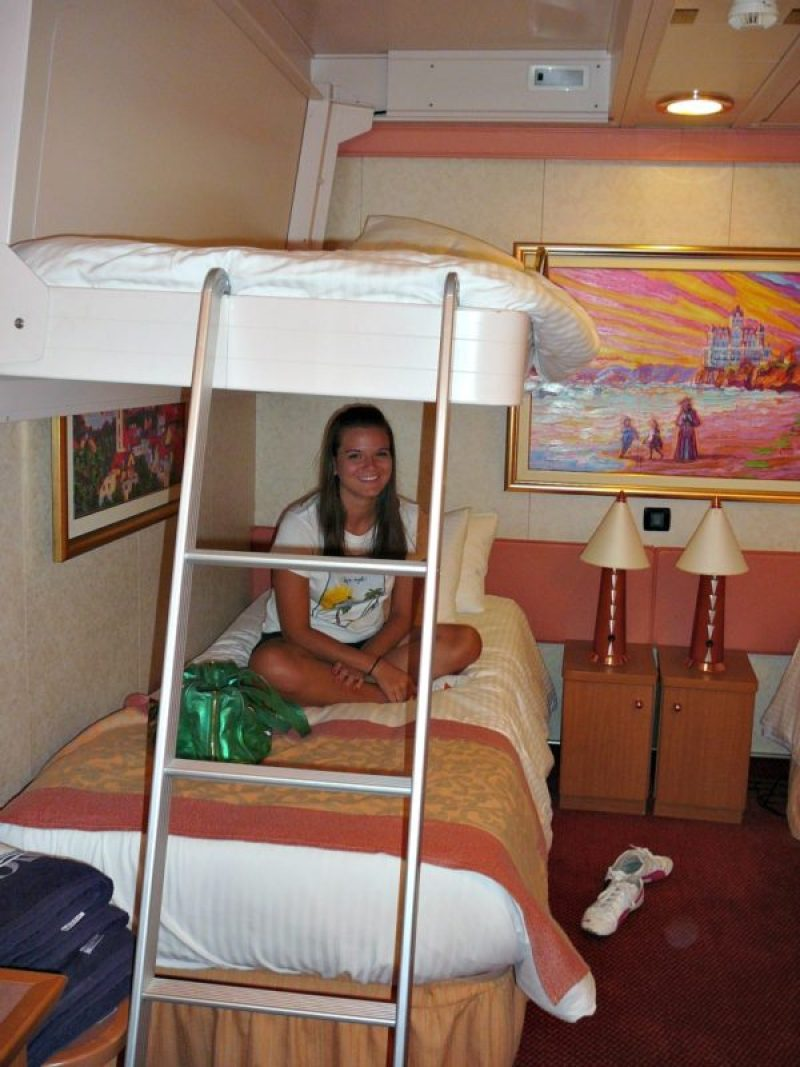 That one time when my daughters had to have bunk beds....