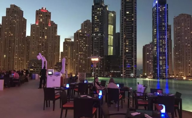Five Of The Best Rooftop Bars In Dubai While I M Young