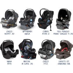 Small Crop Of Chicco Infant Car Seat