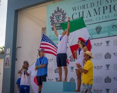 Il surf mondiale comincia a parlare Italiano con Leo Fioravanti