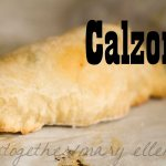 Ricotta Calzones