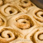 Bread Machine Cinnamon Rolls