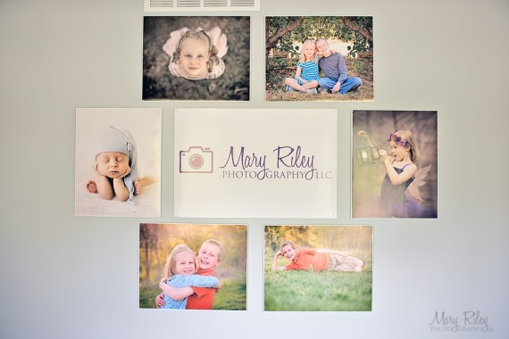DIY Photo Canvas Wall & Book Review