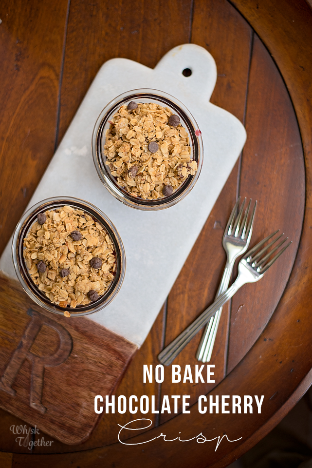 Crunchy Chocolate Cherry Granola Recipe — Dishmaps
