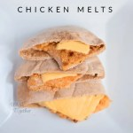 chicken melts recipe, homemade, copycat