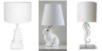 Marketplace: Animal Lamps