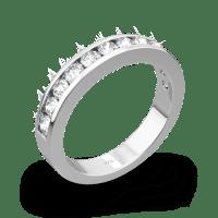 Channel-Set Diamond Wedding Ring   2383