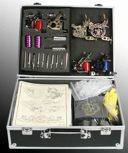 Tattoo Machine Kit S-T06 Tattoo Kit all set