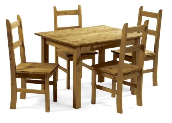 Quality Rectangular Kitchen Tables For Small Spaces