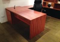 04- Congress - Mitred Desk - Tinio Veneer