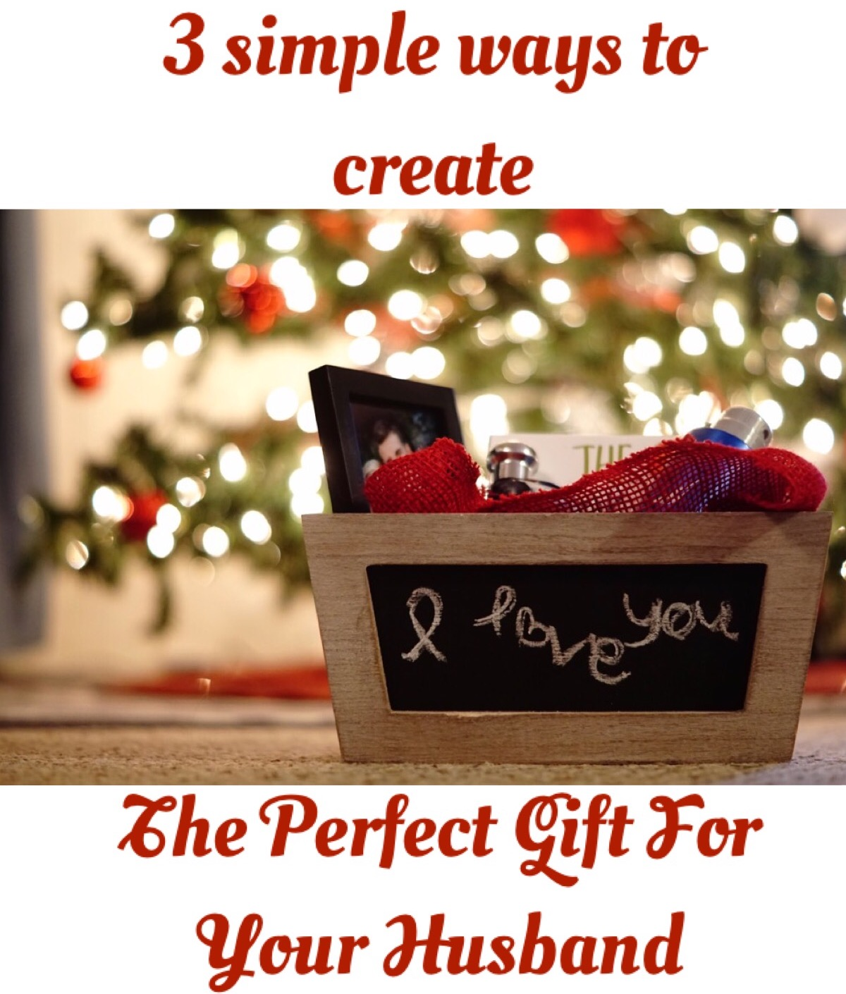 The Perfect Gift For Your Husband Beauty Baby And A Budget