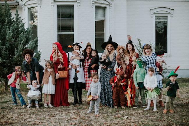 The Best Family Halloween Costumes for 2016